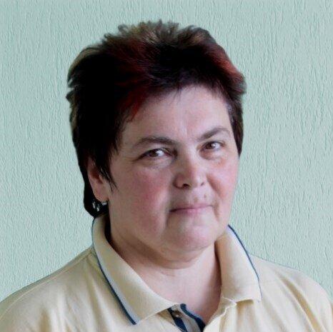 Марына Шырынкіна.