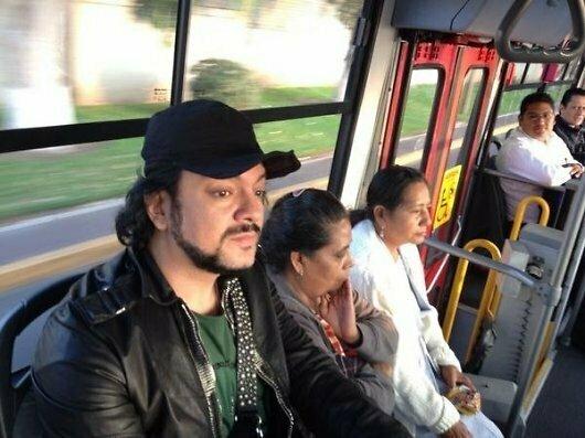 Секс с в автобусе