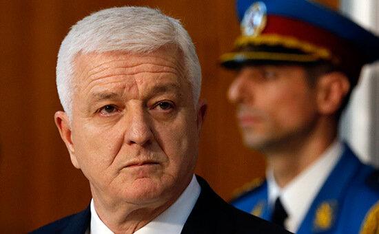 Секс чиновника из черногории
