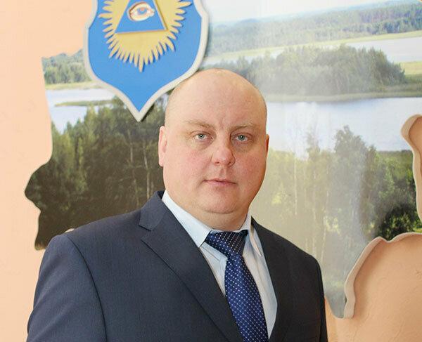 Владимир Драневский. Фото vitvesti.by