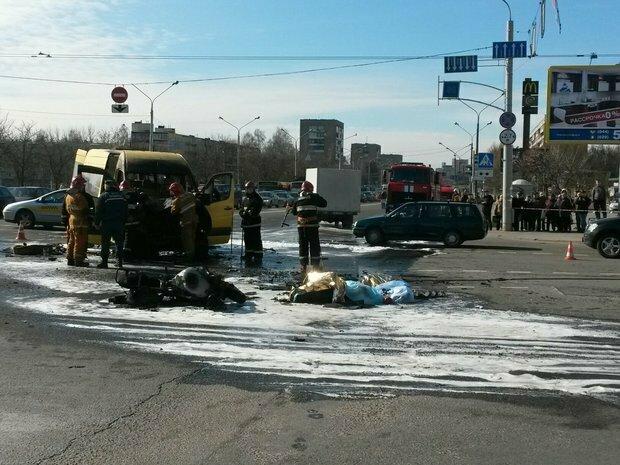 Ужасная авария наЛогойском тракте вМинске— два человека погибли