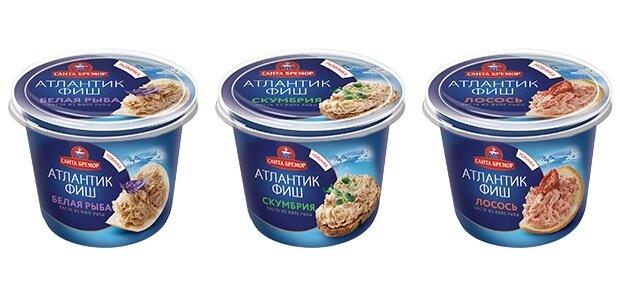 k5rdk - В Беларуси начали выпускать популярную в Европе рыбную пасту