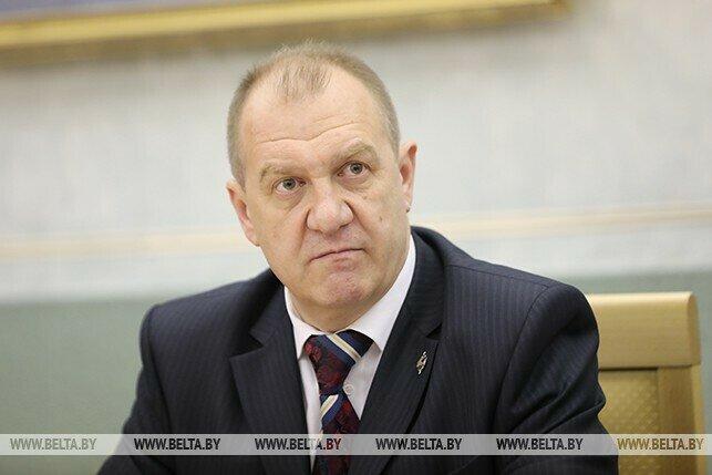 КГБ задержал борца с организованной преступностью Владимира Тихиню