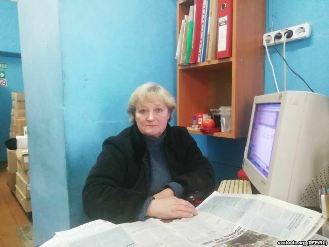 Раиса Михайловна. Фото: svaboda.org
