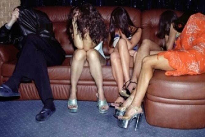 Подпольные секс вечеринки минск