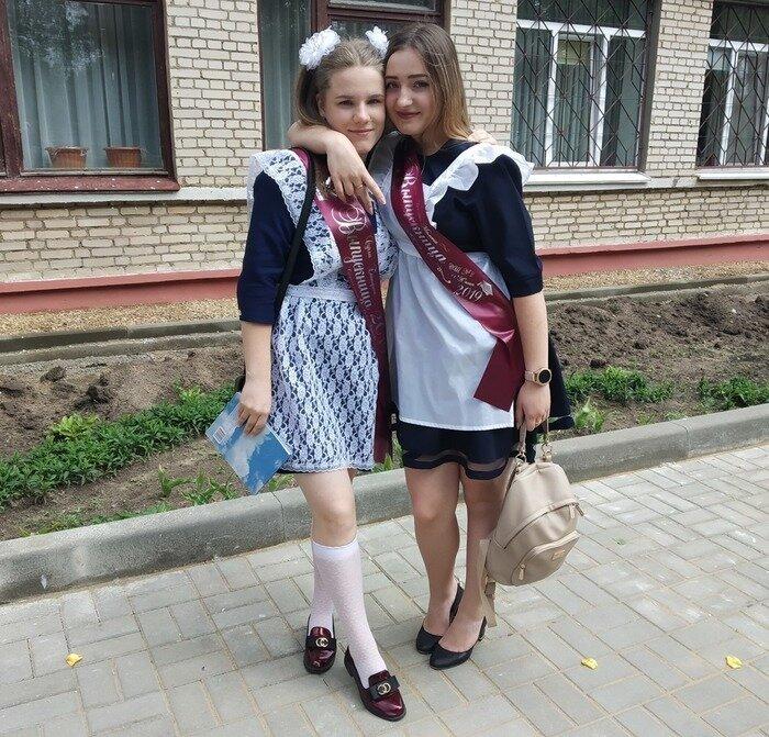 Борисовчанка, набравшая максимум на ЦТ по белорусскому, рассказала о себе 1