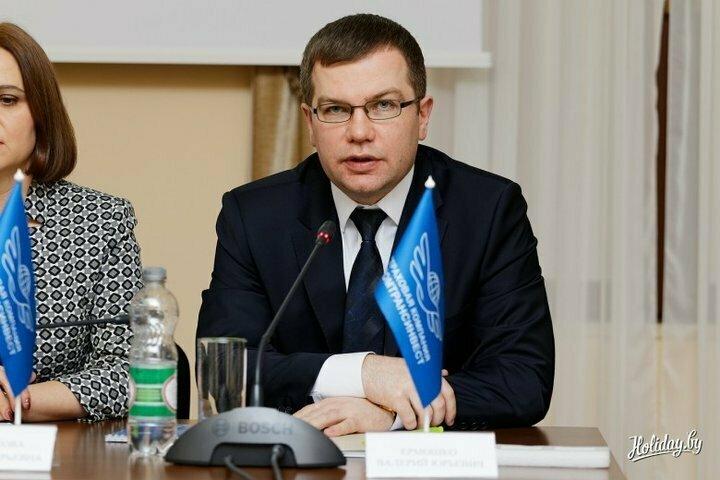 Ермошко стал заместителем управляющего делами Президента