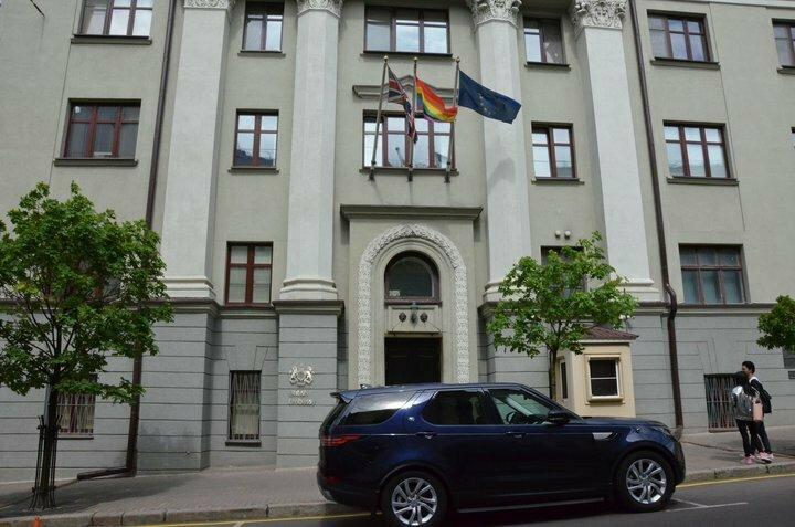 Анальный секс посольства