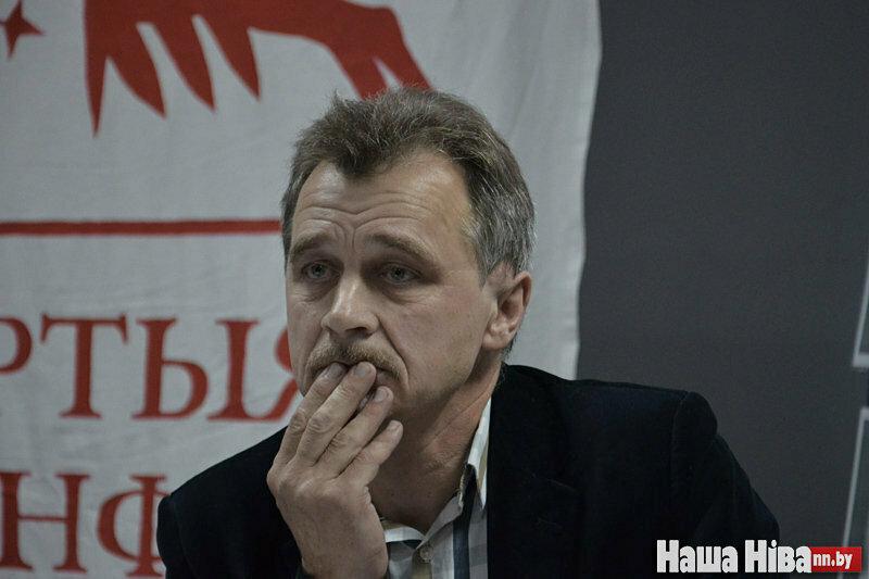 На брестчине задержан и помещен в изолятор Анатолий Лебедько