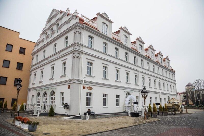 Апарт-отель в центре Гродно