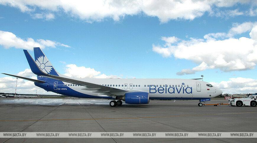 Авиакомпания «Белавиа» планирует первый чартер в Египет 4 июля.