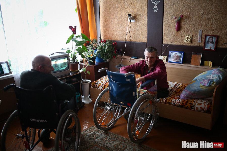 Частный дом престарелых в воложинском районе клинский дом-интернат для престарелых и инвалидов официальный сайт