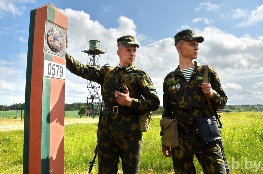 Беларусь хоча зрабіць чатыры новыя пераходы на мяжы з Літвой. Глядзіце, дзе