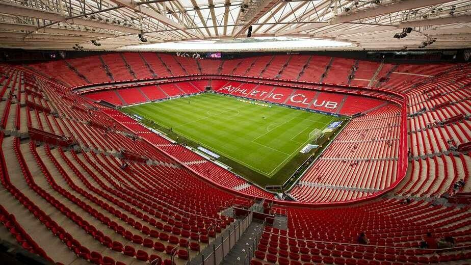 Атлетик бильбао вместимость домашнего стадиона