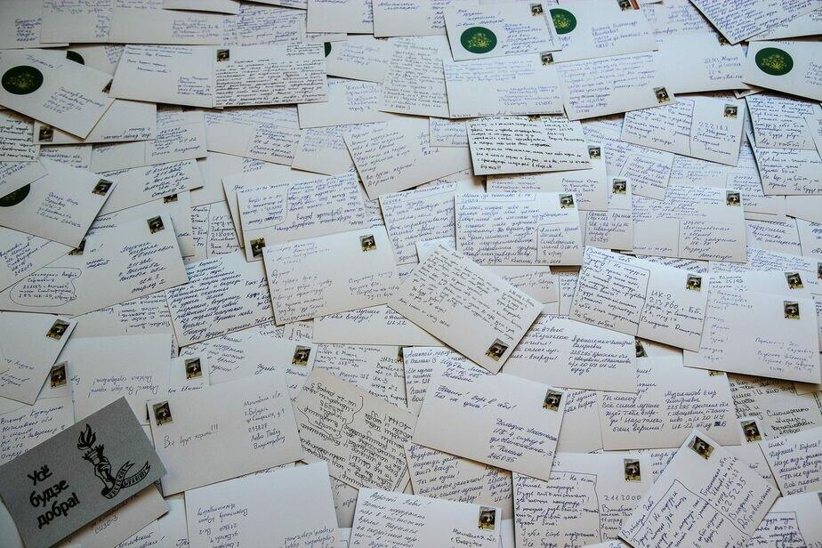 Актывісты «Дзеі» адправілі сотні паштовак салідарнасці асуджаным за наркотыкі.
