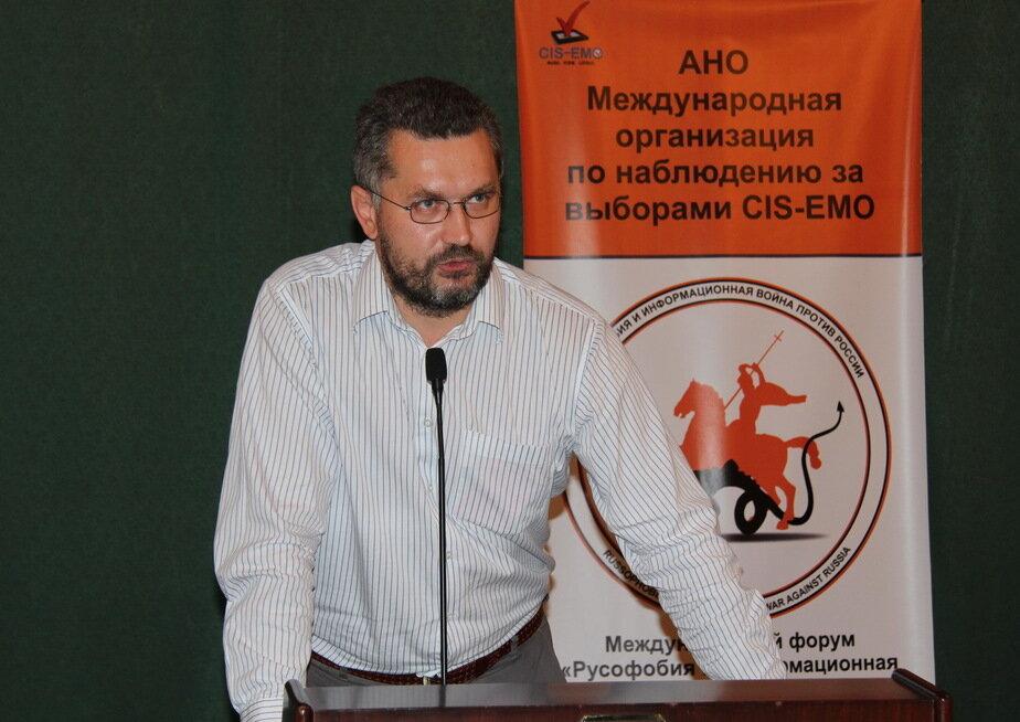 Публицист Шиптенко остался сторонником «воссоединения» Беларуси и России