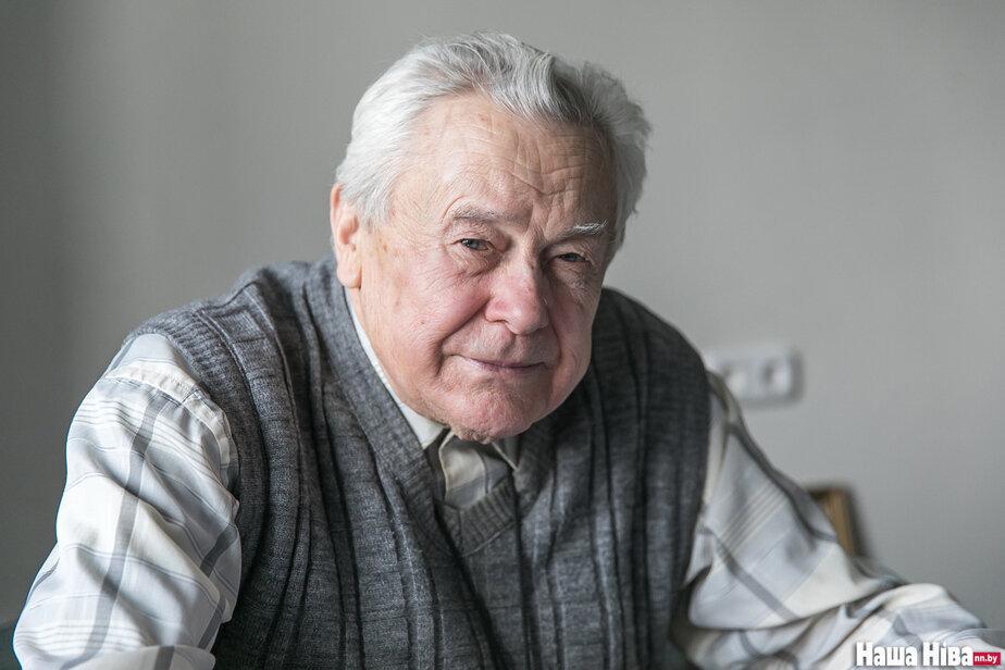 Георгий Илькевич. Фото: «Наша Нiва»