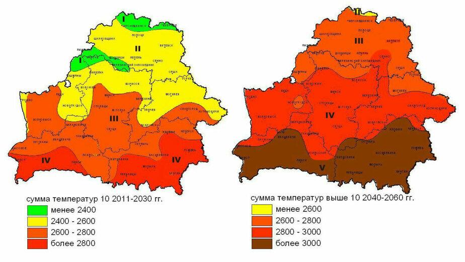 Ученые: Через 20 лет в Бресте зимы не будет совсем