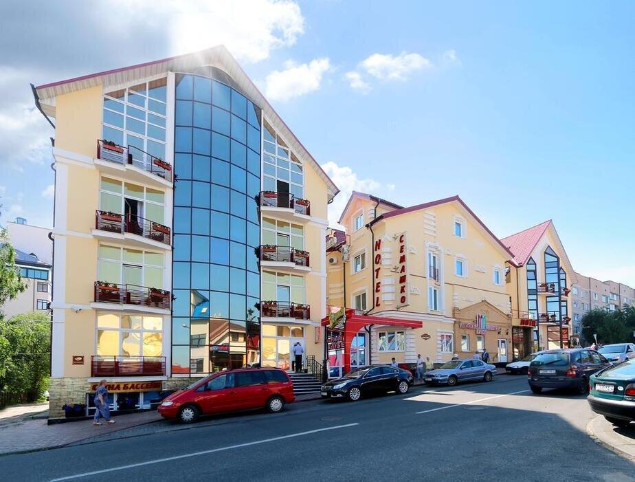 Отель «Семашко» в Гродно. Фото Booking.com