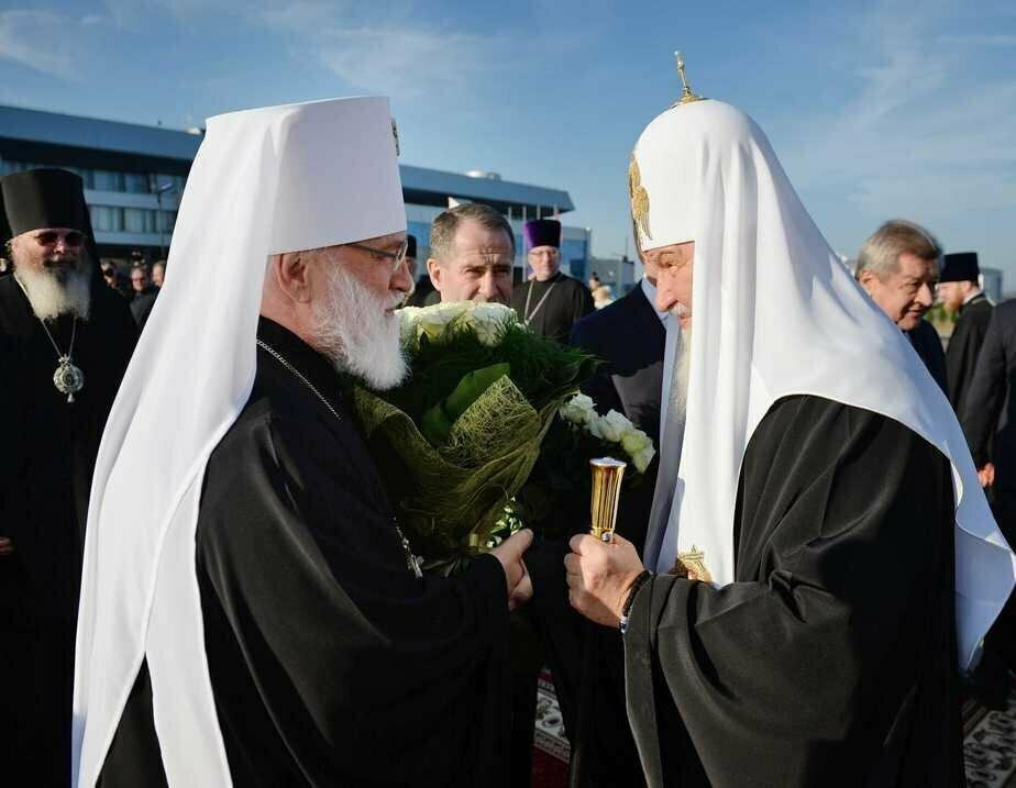 Картинки по запросу Белоруссия пригласила патриарха Кирилла на 500-летие Жировичского монастыря