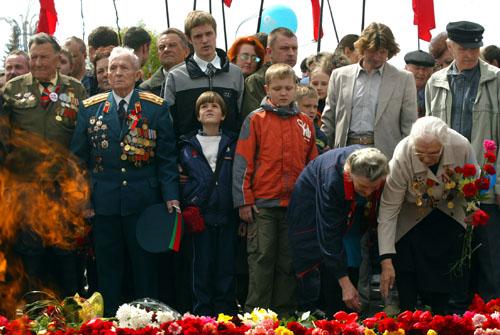 Victory Day. Photo by Julia Darashkevich