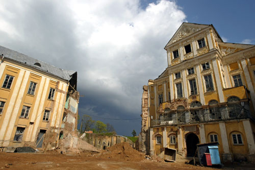 Niasvizh. Photo by Julia Darashkevich