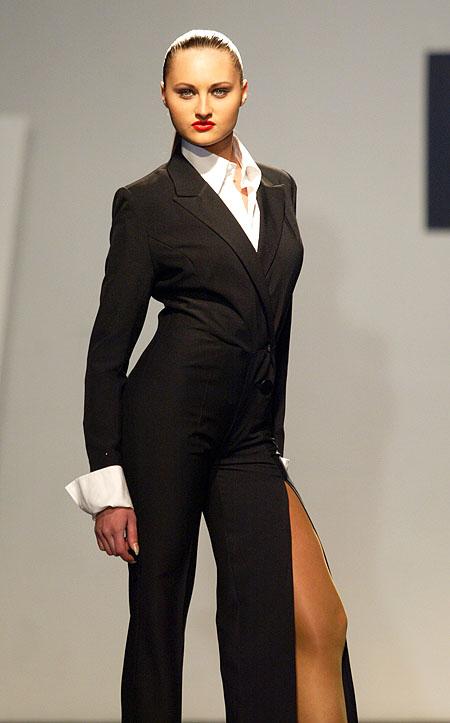 Belarussian Fashion Week. Photo by Julia Darashkevich