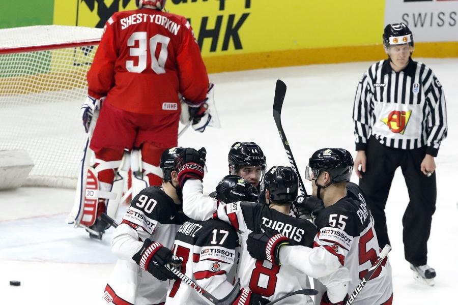 Хоккей. ЧМ-2017. Полуфинал