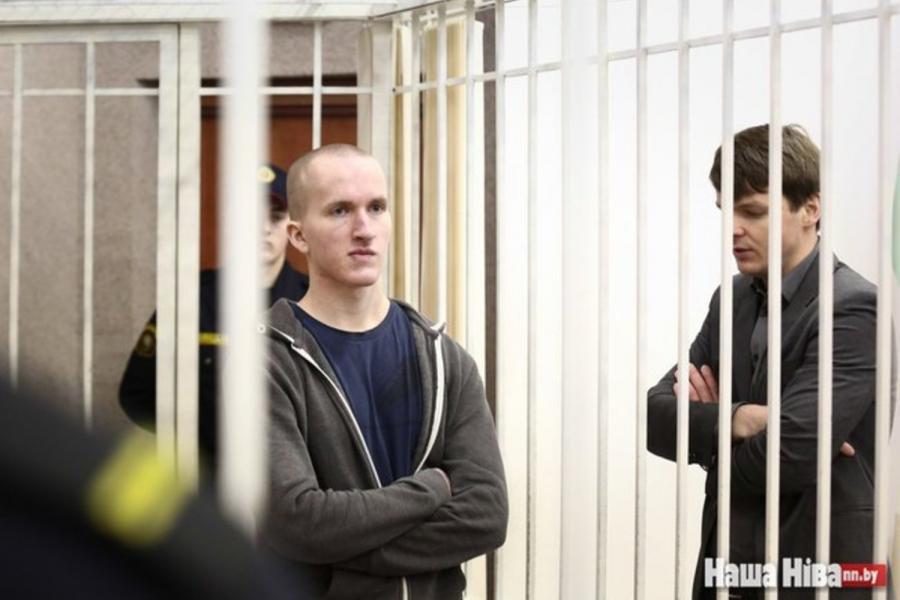 В могилевской тюрьме подделали подпись «убийцы с бензопилой» Владислав