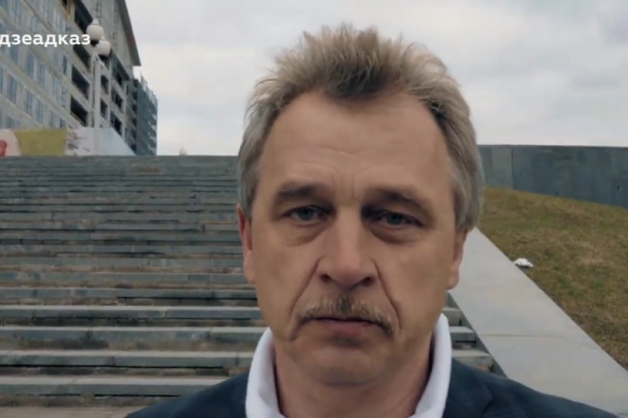 Лебедько записал ВИДЕОобращение к Лукашенко и дал ему 24 часа