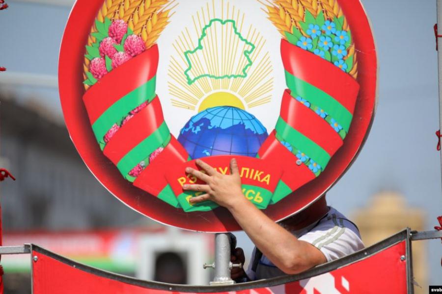 Белоруссия окончательно отворачивается от России и выбирает НАТО. Новый герб Белоруссии