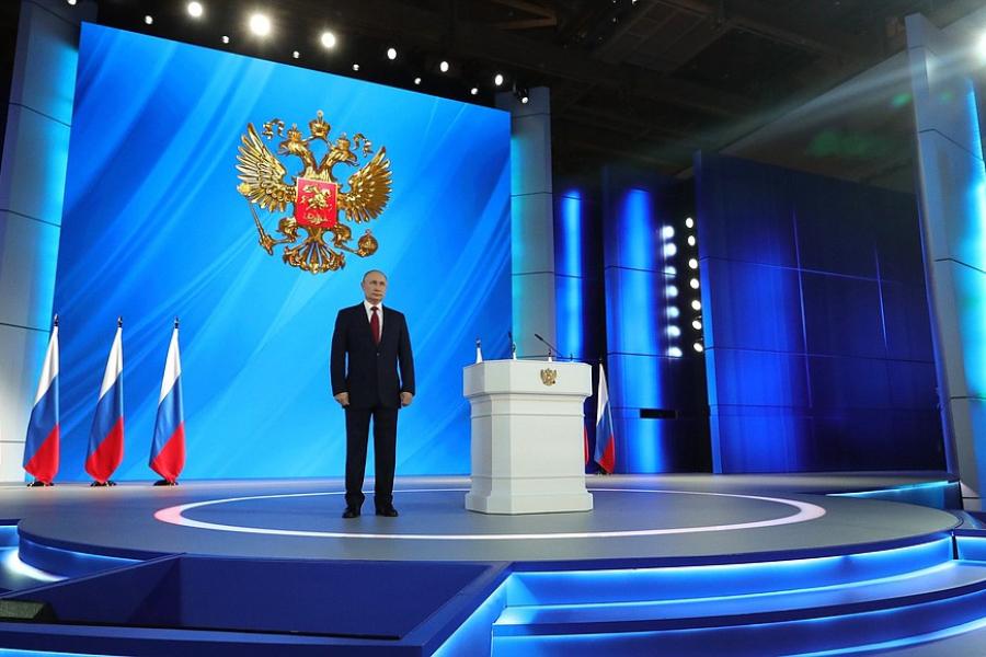 У расійскай канстытуцыі могуць замацаваць недатыкальнасць экс-прэзідэнтаў