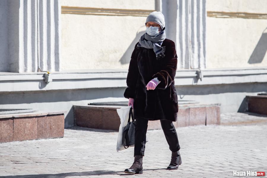 Прадказаны тэрмін заканчэння ўспышкі каранавіруса ў Расіі