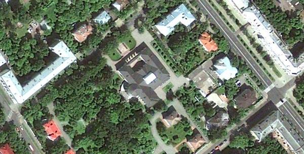 Великолукская городская больница на пушкинской