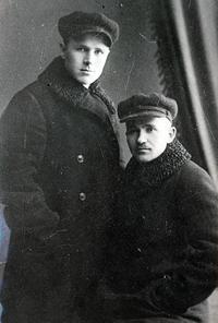 Гаўрыла і Максім Гарэцкія.