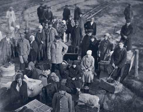 Бежанцы вяртаюцца дадому, 1918 год, «Наша Нiва»