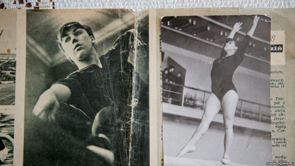 Галина Карчевская. Фотографии из личного архива. Фото: svaboda.org