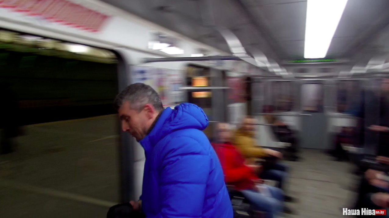 Секс случаи в метро видео