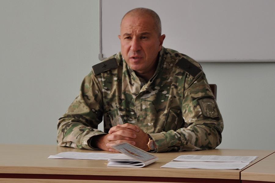 Пяць фактаў пра новага міністра ўнутраных справаў Юрыя Караева