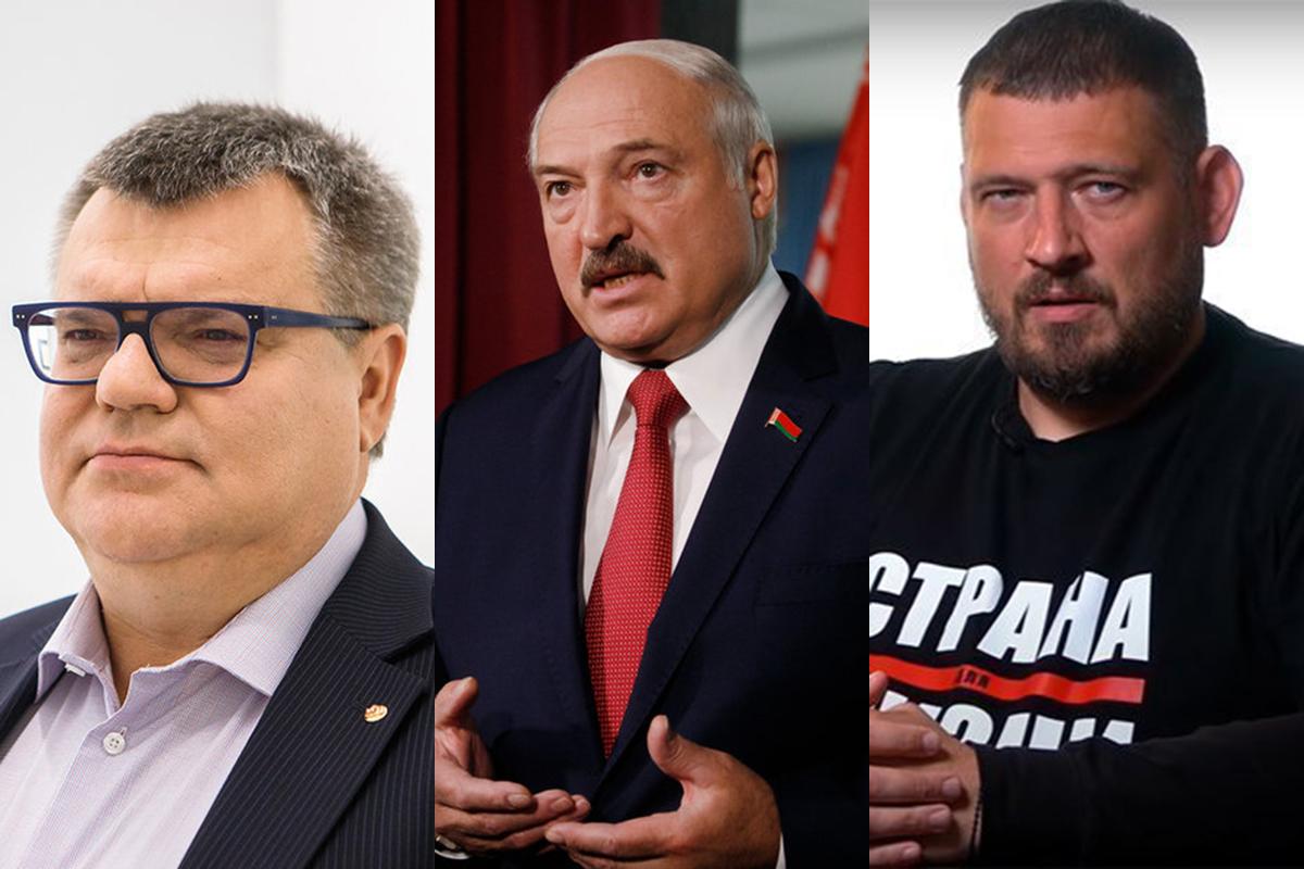 Бабарико, Тихановский, Лукашенко — опросы в интернете показывают  неожиданные результаты